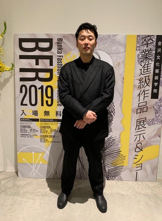 金沢文化服装学院 校長photo